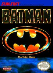Batman The Video Game NES Prices