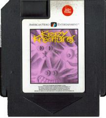 Cartridge | Krazy Kreatures NES