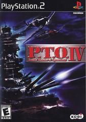 P.T.O. IV Pacific Theater of Operations Playstation 2 Prices