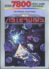 Asteroids Atari 7800 Prices