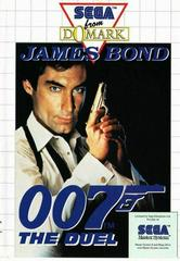 007 James Bond the Duel PAL Sega Master System Prices