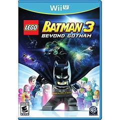 LEGO Batman 3: Beyond Gotham Wii U Prices