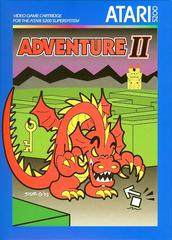 Adventure II - Front | Adventure II Atari 5200