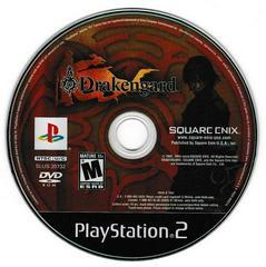 Game Disc | Drakengard Playstation 2