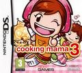 Cooking Mama 3 | PAL Nintendo DS