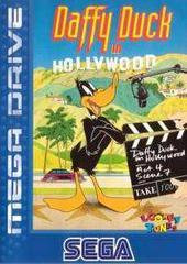 Daffy Duck in Hollywood PAL Sega Mega Drive Prices