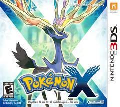 Pokemon X Nintendo 3DS Prices