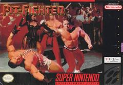 Pit-Fighter Super Nintendo Prices