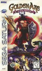 Golden Axe The Duel Sega Saturn Prices