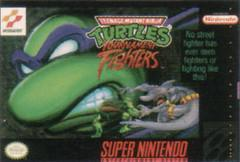 Teenage Mutant Ninja Turtles Tournament Fighters Super Nintendo Prices