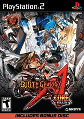 Guilty Gear XX Accent Core Plus Playstation 2 Prices