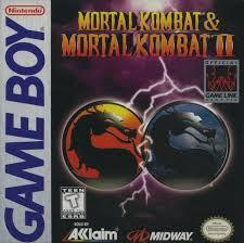 Mortal Kombat and Mortal Kombat II GameBoy Prices