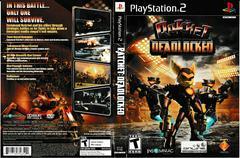 Artwork - Back, Front | Ratchet Deadlocked Playstation 2