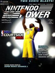 [Volume 153] NBA Courside 2002 Nintendo Power Prices