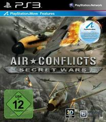 Air Conflicts: Secret Wars PAL Playstation 3 Prices