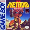 Metroid 2 Return of Samus | GameBoy