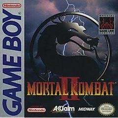 Mortal Kombat II GameBoy Prices