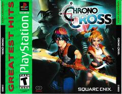 Front Of Case | Chrono Cross [Greatest Hits] Playstation
