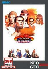 Art of Fighting 3 Neo Geo Prices