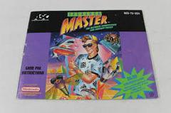 Treasure Master - Instructions | Treasure Master NES