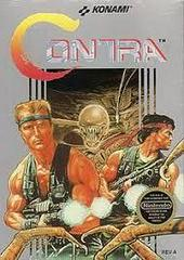 Contra - Front | Contra NES