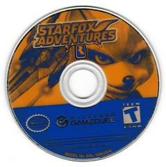 Game Disc | Star Fox Adventures Gamecube