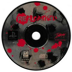 Game Disc | Re-Loaded Playstation