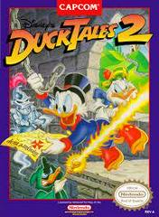 Duck Tales 2 - Front | Duck Tales 2 NES