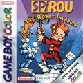 Spirou The Robot Invasion | PAL GameBoy Color
