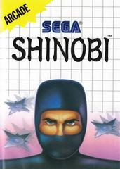 Shinobi PAL Sega Master System Prices
