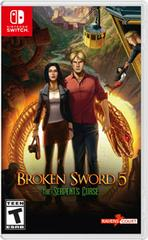Broken Sword 5 The Serpent's Curse Nintendo Switch Prices