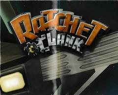 Manual - Front (Folded Up) | Ratchet and Clank Playstation 2