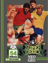 Super Sidekicks Neo Geo Prices