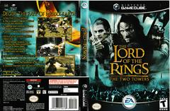 Artwork - Back, Front | Lord of the Rings Two Towers Gamecube