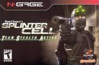 Splinter Cell: Team Stealth Action N-Gage Prices