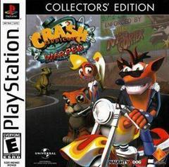 Crash Bandicoot Warped [Collector's Edition] Playstation Prices