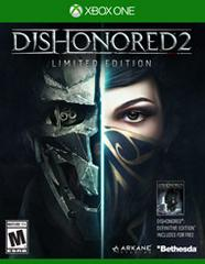 Dishonored 2 [Limited Edition] Xbox One Prices