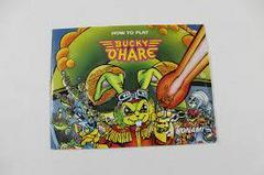 Bucky O'Hare - Instructions | Bucky O'Hare NES