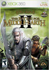 Lord of the Rings Battle for Middle Earth II Xbox 360 Prices