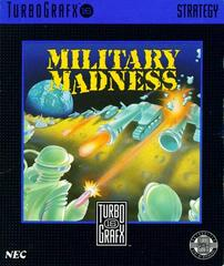 Military Madness TurboGrafx-16 Prices