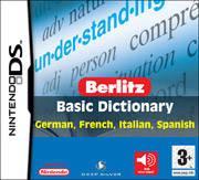 Berlitz English Dictionary PAL Nintendo DS Prices