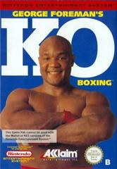George Foreman's KO Boxing PAL NES Prices