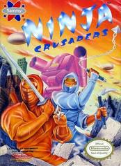 Ninja Crusaders NES Prices
