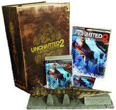 Uncharted 2: Among Thieves [Fortune Hunter Edition] Playstation 3 Prices