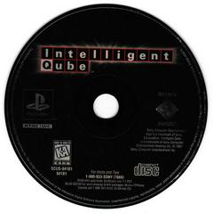Game Disc | Intelligent Qube Playstation
