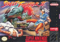 Street Fighter II Super Nintendo Prices