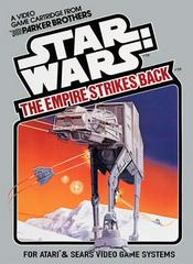 Star Wars The Empire Strikes Back Atari 2600 Prices