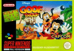 Goof Troop PAL Super Nintendo Prices