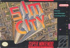 SimCity Super Nintendo Prices