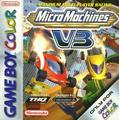Micro Machines V3 | PAL GameBoy Color